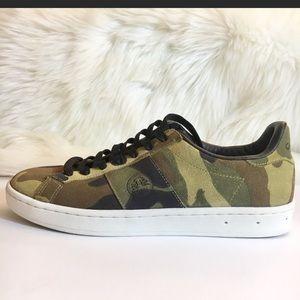 Gourmet camo sneakers